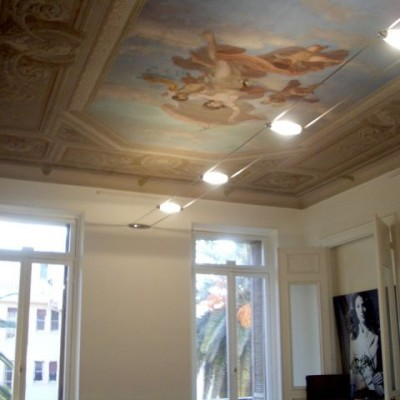 Property for sale in Nice (175) - Large bourgeois with frescos