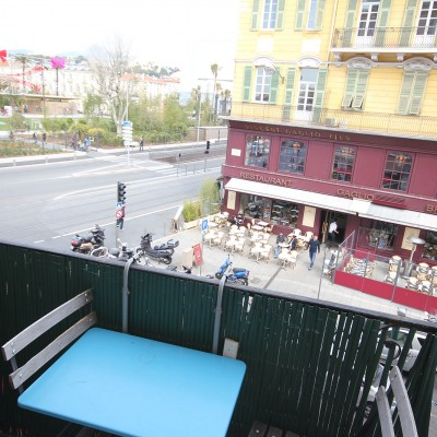 Property for sale in Nice (43) - Balcony with park view in Old Town