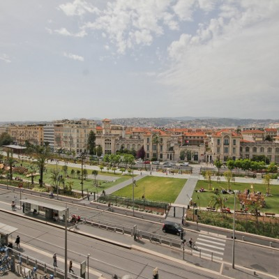 Property for sale in Nice (25) - Old town pad with panoramic park view