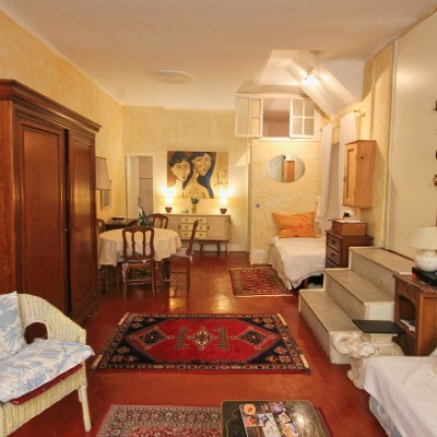 Property for sale in Nice (42.5) - Charming large studio in Old Nice