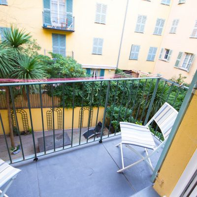 Property for sale in Nice (57) - Large one bed with balcony in La Providence