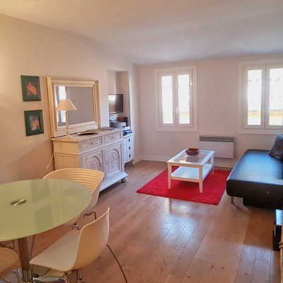 Property for sale in Nice (32) - One bedroom flat on rue Benoit Bunico
