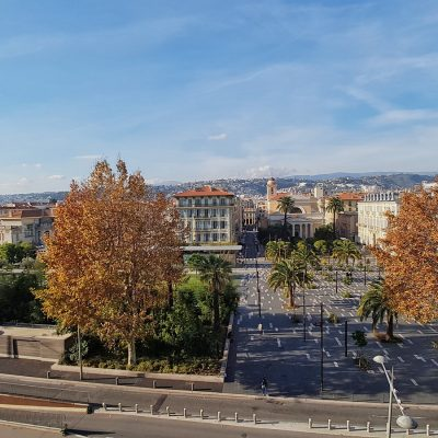 Property for sale in Nice (31) - Pied-a-terre with park view