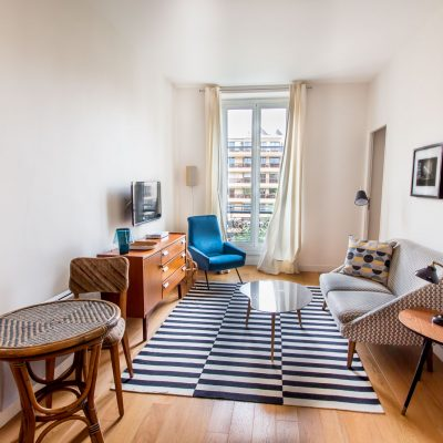 Property for sale in Nice (35) - Pied-a-terre near Place Massena and  La Coulée Verte park
