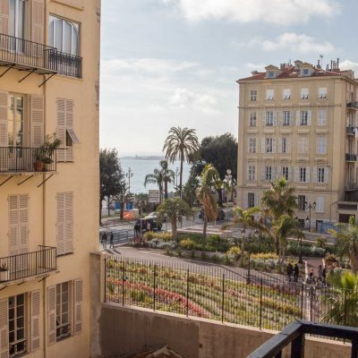 Property for sale in Nice (35) - Sea view apartment on St Francois de Paule
