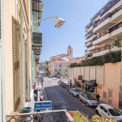 Property for sale in Nice (71) - Apartment with a balcony near place Garibaldi