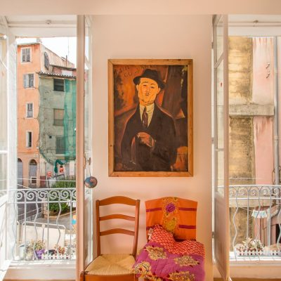 Property for sale in Nice (44) - Sunny apartment for sale in vieux Nice