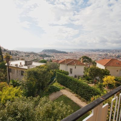 Property for sale in Nice (55) - Retreat in Nice with big terrace and panoramic view