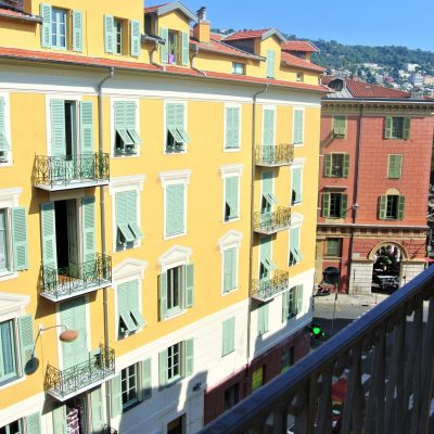 Property for sale in Nice (25) - Newly renovated studio with balcony near the port