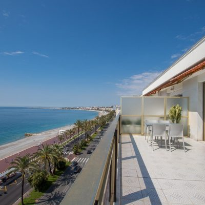 Property for sale in Nice (115) - Incredible Promenade Penthouse with huge terrace