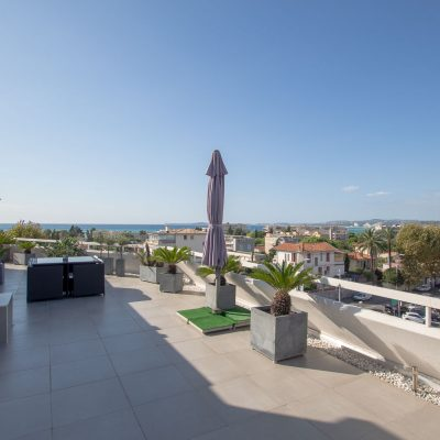 Property for sale in Nice (102) - Spectacular penthouse in Cagnes-sur-Mer