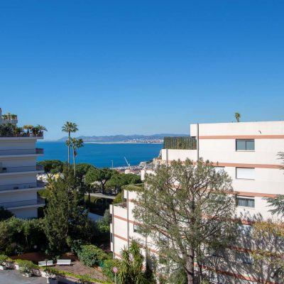 Property for sale in Nice (80) - Large 2 Bed apartment in Mont Boron with sea and mountain view