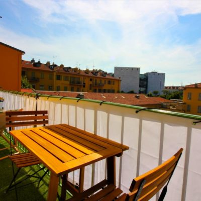 Property for sale in Nice (34) - Charming renovated apartment 1 min from place Garibaldi