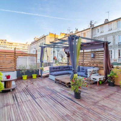 Property for sale in Nice (40) - Rooftop terrace apartment in Nice city center