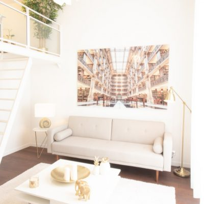 Property for sale in Nice (53) - Beautiful newly renovated two bedrooms apartment in Carré d'Or