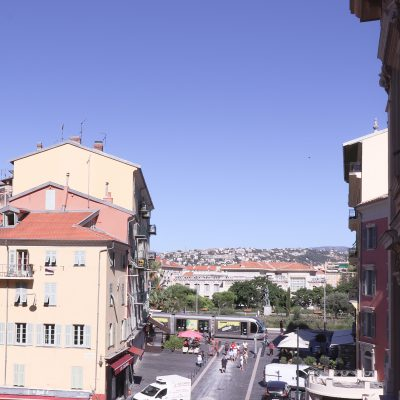 Property for sale in Nice (47.6) - Newly renovated one bedroom in Old Town