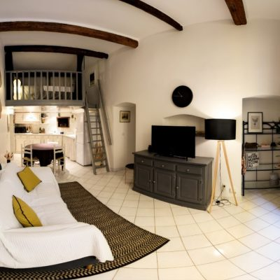 Property for sale in Nice (60) - Charming two bedroom with mezzanine in Old Town