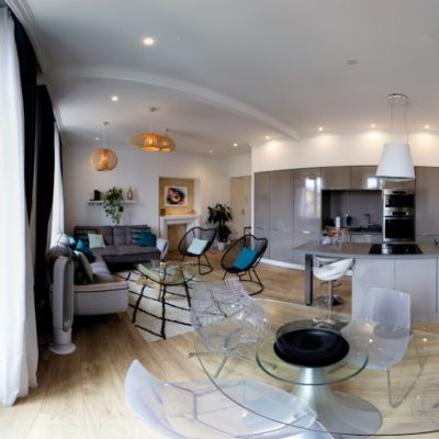 Property for sale in Nice (69) - Renovated two bedrooms on Place Garibaldi