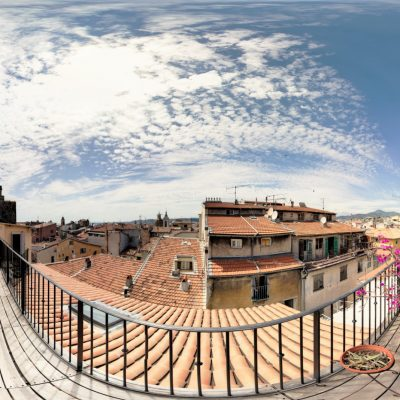 Property for sale in Nice (91.25) - Two bedroom apartment with large terrace